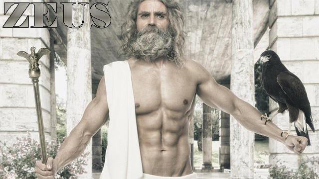 12 Dewa Dewi Olimpus