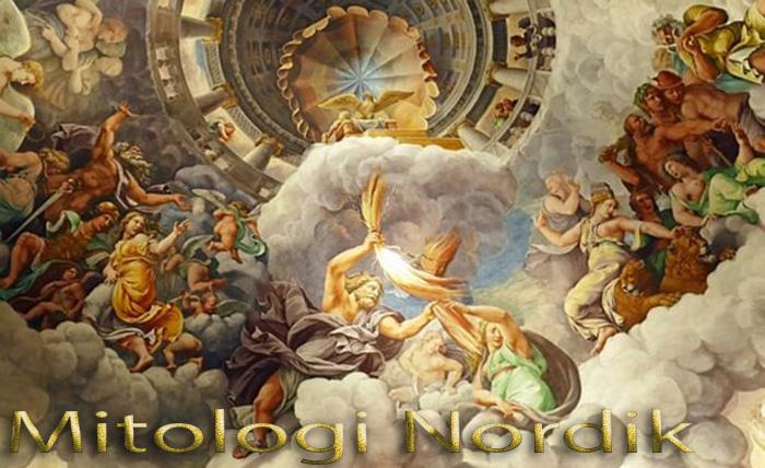 Seri Mitologi Nordik (Norse Mythology)